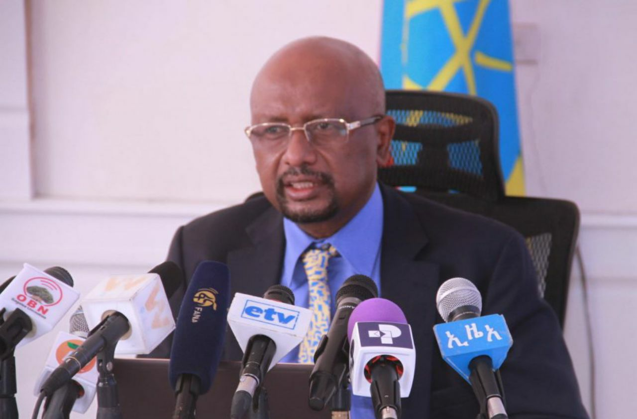 Ethiopia will not accept any agreement that deviates from the Declaration of Principles (DoP) on the Grand Ethiopian Renaissance Dam (GERD) signed on March 23, 2015, Water, Irrigation and Energy Minister Dr Selesh Bekele said